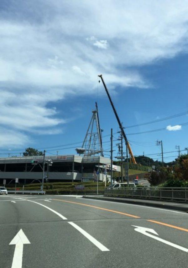 富士川楽座の観覧車